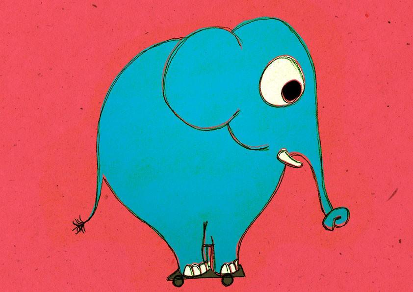Elefant_bodil_Portfolio